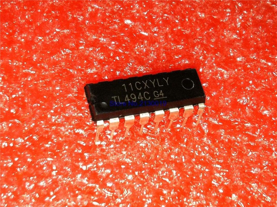 10pcs/lot TL494CN TL494C TL494 DIP-16 In Stock