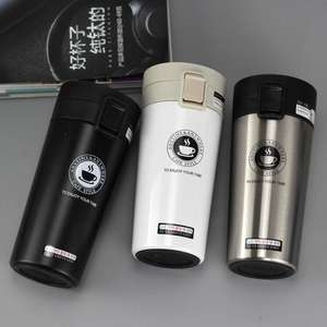 Vacuum Flask Cups Tumbler Tea-Mug-Thermocup Coffee-Mug Thermo-Water-Bottle Stainless-Steel