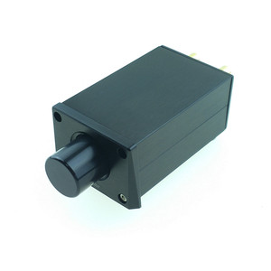 Image 2 - SMD Dact type 21 Stepped attenuator volume control Passive Preamplifier preamp amp HIFI audio 10k 20k 50k 100k