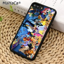 MaiYaCa Characters Jungle Book Aladin Phone Case Cover For iPhone 5 6s 7 8 plus 11 pro X XR XS max Samsung S6 S7 edge S8 S9 S10(China)