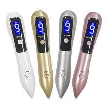 Плазменная ручка с ЖК экраном 9 уровней светодиодное освещение