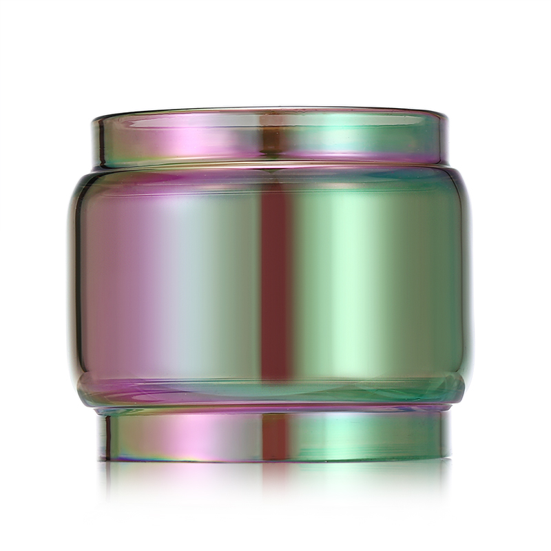 5pcs FATUBE Rainbow Bubble Glass TUBE for  ZEUS rta 4ML/Zeus Dual RTA 4ml/ZEUS X 3.5ml/Zeus Sub Ohm Tank 3.5ml mesh 4