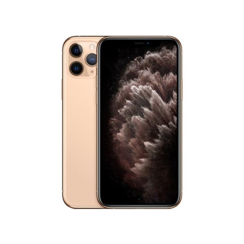 Apple Used Unlocked Original iPhone 11 Pro Max 1 Sim Card 6.5 inch Super AMOLED Display A13 Chipset IOS 13 Smart Phone