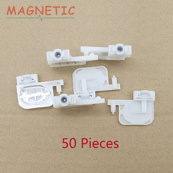 50pcs small ink Damper square head for Epson R1800 1900 1390 2400 1100 DX4 DX5 printers Eco solvent for Roland Mutoh Mimaki low price 50pcs lot roland mimaki mutoh dx4 solvent head cap manifold