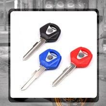 Заготовка ключа для мотоцикла, необработанное лезвие для Yamaha YZFR3 YZFR25 YZFR15 YZF-R3 R15 R25 MT03 MT15 MT25 MT 03 15 25