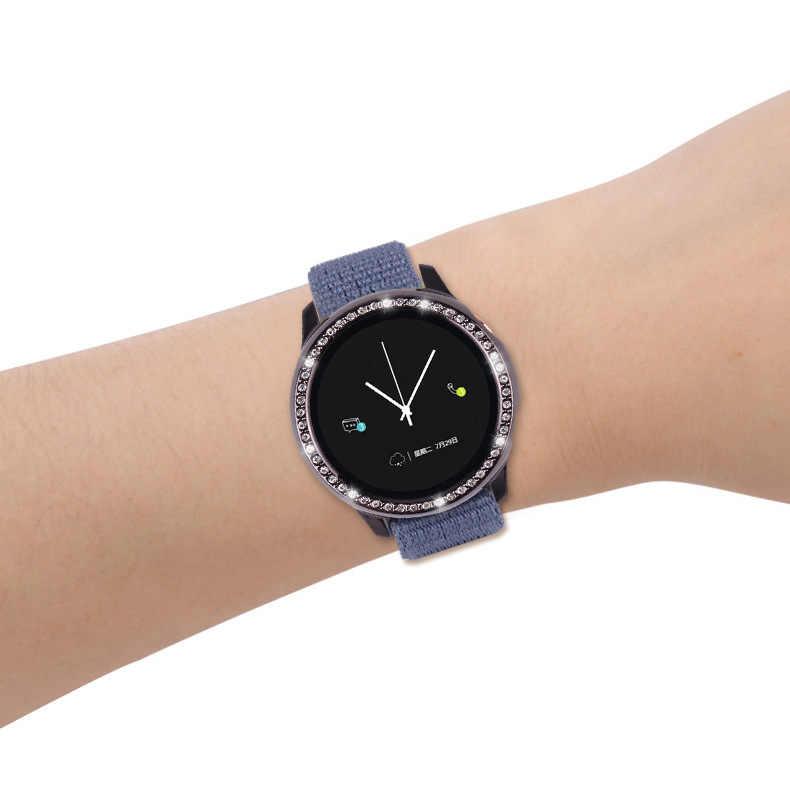 Caso di orologio per Samsung galaxy orologio 3 attivo 2 40 millimetri 44 millimetri bumper Protector Full HD copertura di Protezione Dello Schermo per il caso di samsung