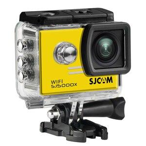 Image 2 - Gốc SJCAM SJ5000X Elite WiFi 4 K 24fps 2K30fps Gyro Thể Thao DV 2.0 LCD NTK96660 Lặn 30 m Hành Động Chống Thấm Nước máy ảnh
