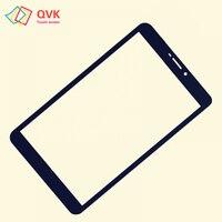 Pantalla táctil negra de 8 pulgadas para tableta Digma CITI 8527 4G  Digitalizador de Panel táctil  vidrio de sustitución con Sensor