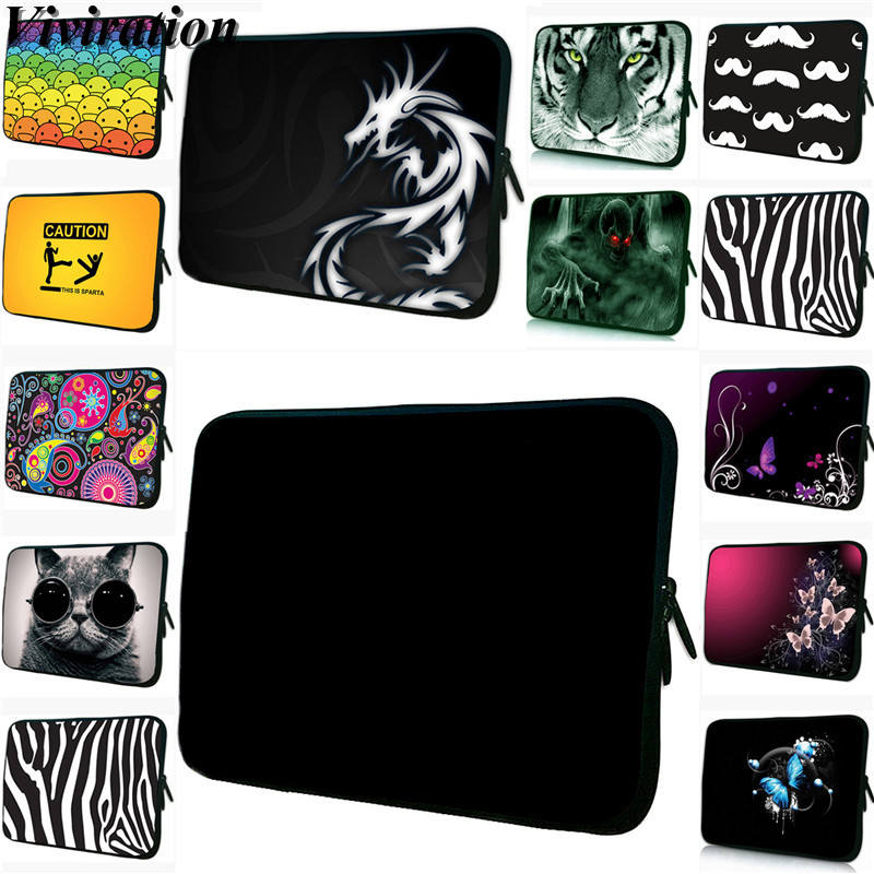 11.11 Hot Sale Balck Sleeve Laptop Bag 17 15 13 12 <font><b>10</b></font> <font><b>10</b></font>.1 7 Tablet Case For <font><b>iPad</b></font> Mini <font><b>5</b></font> Xiaomi <font><b>Funda</b></font> Portatil 14 Notebook Cover image