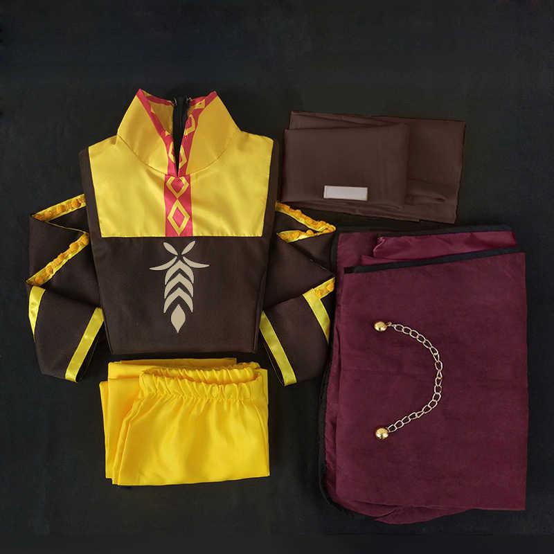Полный набор женская униформа костюм для Хэллоуина 2020 фильм Холодное сердце 2 Анна косплей костюм Взрослый Делюкс Высокое качество на заказ Аниме