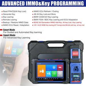 Image 3 - Autel MaxiIM IM608 OBD2 Diagnostic Tool IMMO Key Programming Upgrade IM508+MK908