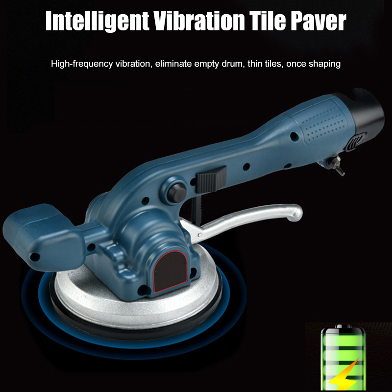 Плитка Вибратор электрический ручной автоматический регулятор уровня машина инструмент для пола стены L9 #2