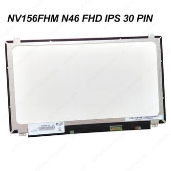 for Lenovo y50-70 NP800G5M  fordell 7567 for asus FX553VD fx60v NV156FHM-N46 PANEL B156HAN04.1/06.1 LP156WF6 SPM2 LAPTOP SCREEN