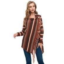 Autumn Winter Maternity Sweater Warm Knitwear Cloak Female Knitted Cardigan Pregnant Women Plus Size