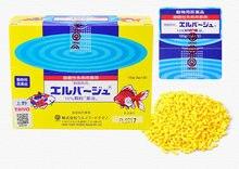 Japão Amarelo Em Pó tratamento de doenças de peixes tropicais de Aquário amarelo doente evitar medicina matar bactérias em pó solúvel em água