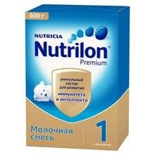 Молочная смесь Nutrilon Premium 1 с рождения 600 гр