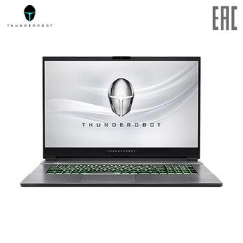 Ноутбук игровой Thunderobot 911 Plus 17.3''/Intel i7-10750H/8Gb/512Gb SSD/NVIDIA GTX1650Ti 4G GDDR6/noDVD/Dos Black, алиэкспресс на русском