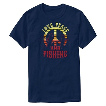 Funny Hippie Fishing Men T Shirt O Neck Tee Shirt For Mens Big Size 3xl 4xl 5xl Outfit Tee Tops