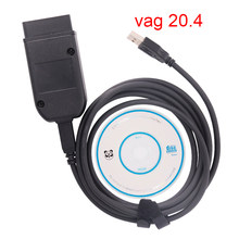 Obd2 Scanner For Car Auto Diagnostic Scanner Tool Interface For Vw For Audi Skoda Seat ATMEGA162+16V8+FT232RQ