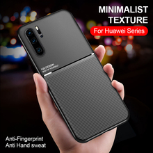 Matte magnetic Case Cover For Huawei P40 P30 P20 pro Mate 30 20 Lite Y9 Prime P Smart Z Plus car holder Protective Phone Case cool japan jdm sports car comic phone case for huawei p40 p30 p20 p10 mate 10 20 30 lite pro p smart z plus 2019 cover shell co