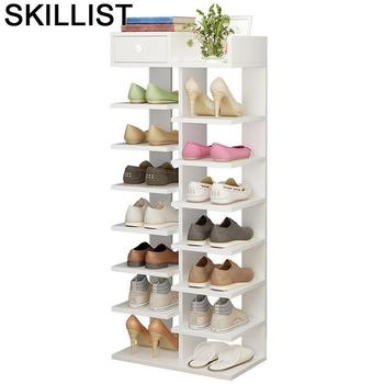 Kast Closet Zapatero Porta Scarpe Mueble Schoenenrek Mobili Scarpiera Furniture Rack Cabinet Meuble Chaussure Shoes Storage