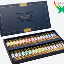 15 мл × 34 Цвета, Корейская импортная Акварельная краска Mijello, акварельная краска, акварельная краска, посылка