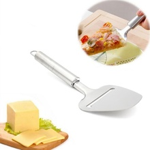 Stainless Steel Pia Shovel Cheese Planing Knife Peels Ham Slicing Bake ware Kitchen Tools Household Item