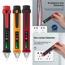 VC1010 Digital Voltage Detectors 12-1000V AC/DC Non-Contact Pen Tester Meter Volt Current Electric Test Pencil