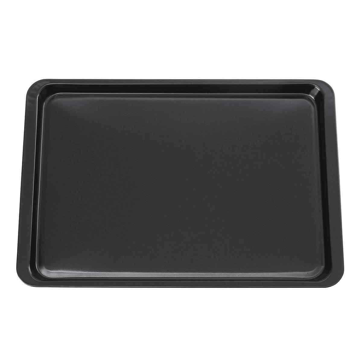 Rectangular Carbon Steel Non Stick Bread Cake Baking Tray