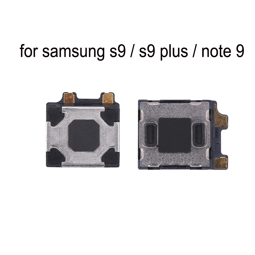 For Samsung Galaxy S9 G960 G960F S9 Plus G965 Note 9 N960 Original Phone Top Earpiece Ear Speaker Sound Receiver Flex Cable