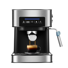 Itop 20 бар эспрессо кофе машина нержавеющая сталь полуавтоматическая