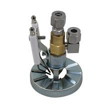 Dysza rozpylająca dysza oleju paliwa dysza palnik na olej przepracowany dysza rozpylająca powietrze Diesel ciężki olej dysza stabilizator palnika tanie tanio Kontrola Średniego ciśnienia BRASS
