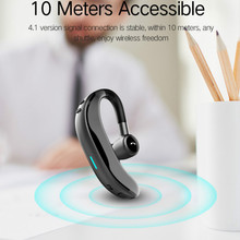 HOT Wireless music Earbud Ear Hook Bluetooth business Earphone Driving Handfree