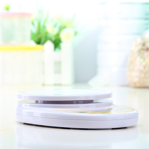 Image 4 - 5kg/1g Portable Digital Kitchen Scale,LED Electronic Food Diet Measuring Weight,Battery Operated Mini Cooking Balance
