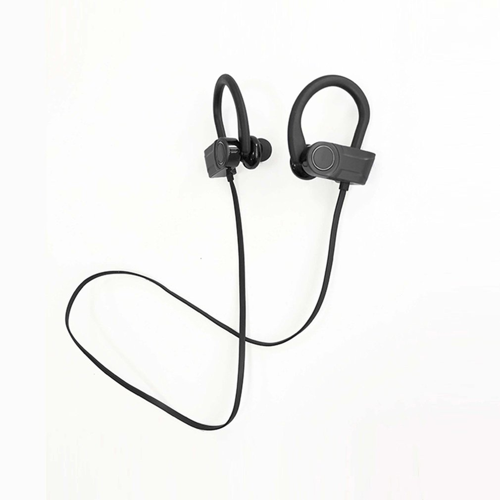 D-20XHeadset Wireless Ear Hanging Headphone Earbud For mobile Phones Flat Other Devices