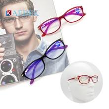 Ultralight Antifatigue Reading Glasses Men Women Mirror Anti-Blu-Ray Computer Optical Retro Presbyopia Eyewear Feamale