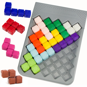 Early Education Puzzles for Children Creativity Baby Toys Puzzle Jigsaw Box Amily Games Juegos De Mesa Educational Toys AD50PT