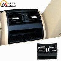 Malcayang Neue Schwarz Hinten AC Klimaanlage Vent Grill Zentrum Für BMW 5 Series F10 F11 2010 2016 64 22 9 172 167-in Klimaanlage aus Kraftfahrzeuge und Motorräder bei