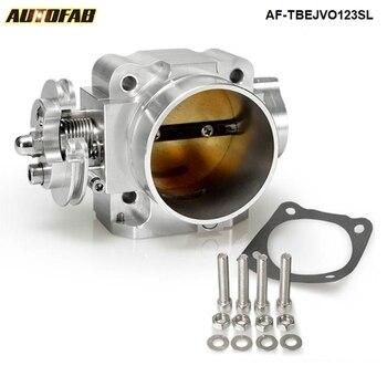 70mm Racing Billet Throttle Body For Mitsubishi Lancer EVO 1 2 3 4G63 Intake Manifold Sliver AF-TBEJVO123SL
