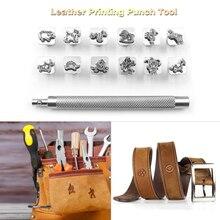 Punching-Tool Engraving-Stamps Printing Stamper-Set Metal Chinese 13pcs Mold Steel-Punch