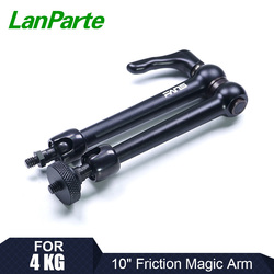 LanParte 10 Friction Magic Arm monitor articulating arm with 4KG Load Capacity
