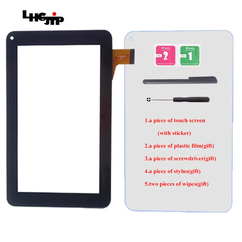 Touch Screen Digitizer Glass For Supra M742 / For RoverPad Sky S7 WIFI Tablet PC Touch Screen Free Shipping 186x111