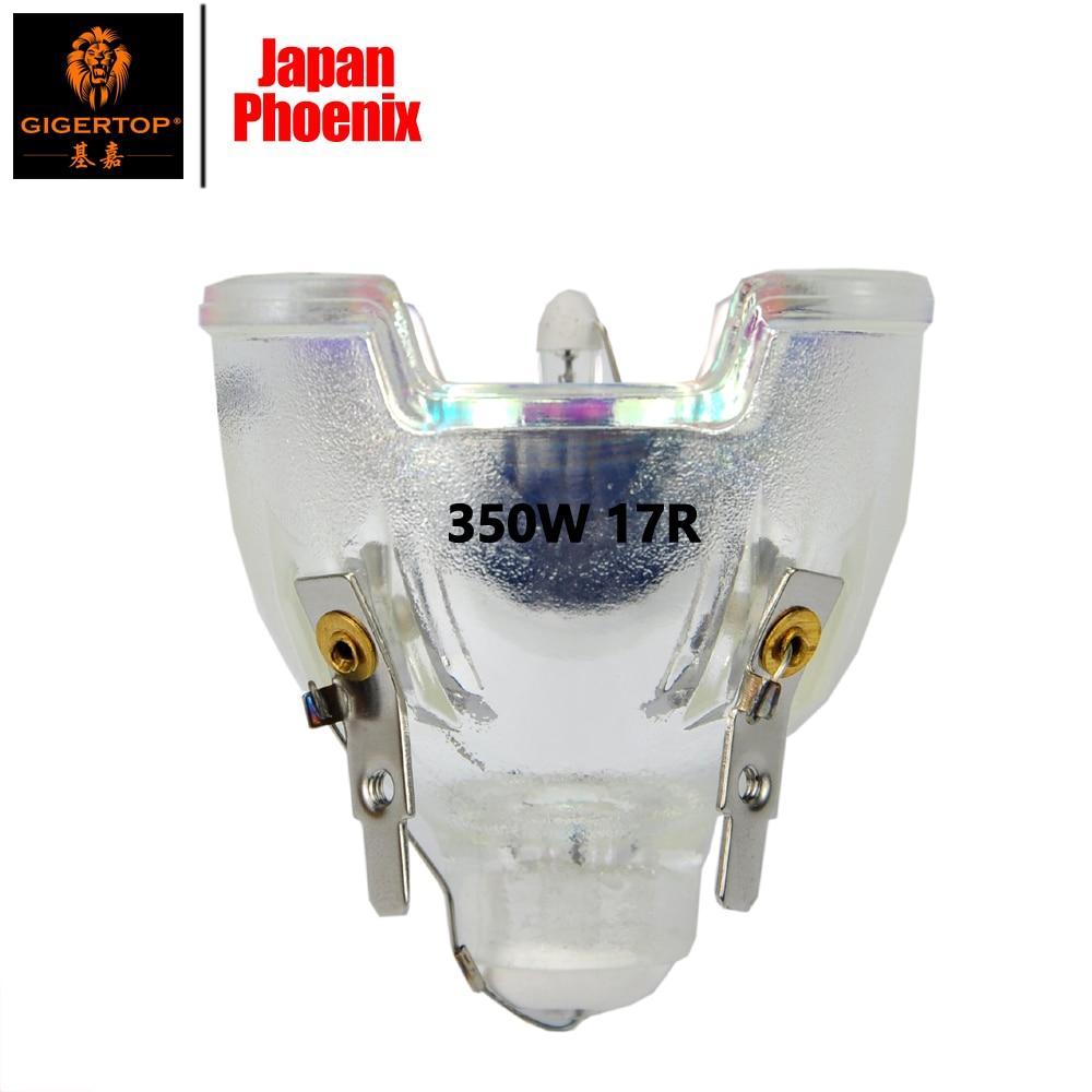 Gigertop 17R 350W  Japan Phoenix Lamp/350W Bulb/17R 350W Beam Spot Moving Head Light Original MSD Platinum 17R Beam Moving Head