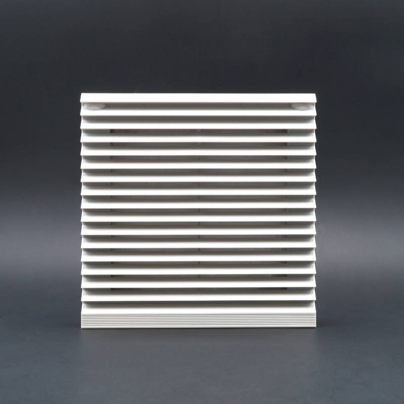 148.5*148.5mm Exhaust Filter,cabinet Vents, Ventilation Shutter, Air Filter For AC DC 12038 12025 120mm Fan FK6622.300