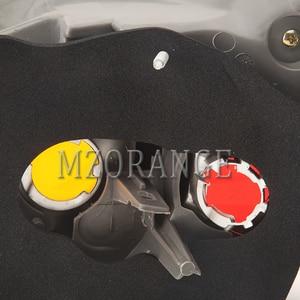 Image 5 - Mzorange amortecedor traseiro refletor luz para toyota corolla 2008 2009 2010 freio traseiro amortecedor da cauda luz montagem do carro