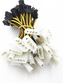 LB97 SATA HDD ATA serie adaptador de Cable de alimentación de cable...