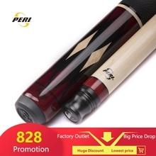 цена на PERI EX6 Pool Cue/Pool Stick Ergonomic Design Hardwood Canadian Maple Billiard Cue 12.75mm Hard Le Pro Tip Billiard Kit China