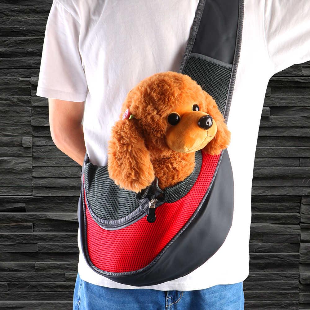 Bolsa de transporte para pet, bolsa de viagem, gaiola de cão e gato, coelho, dobrável, portátil, bolsa de mão, estilo, conforto