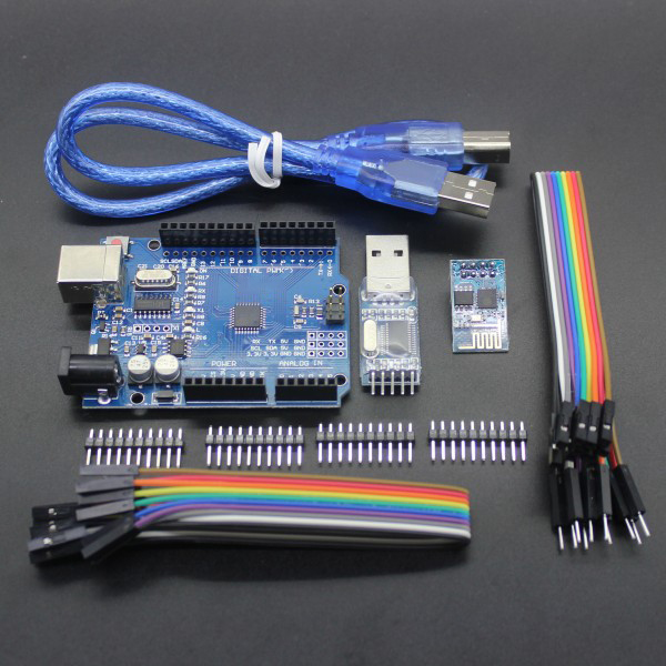 ESP8266 WIFI Develop Kit Module+ R3 MEGA328P For ARDUINO Compatible+ CH340G Module
