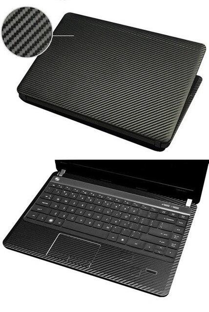 Autocollant pour ordinateur portable Peau De Couverture En fibre de Carbone pour HP pavilion x360 14 ba055tx BA004NS ba020ur BA002NS ba054TU BA001NS 14